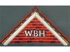 WBH-Aufnäher